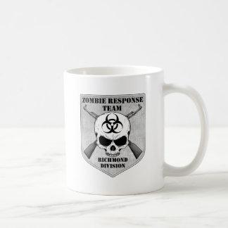 Zombiesvarslag: Richmond uppdelning Kaffemugg