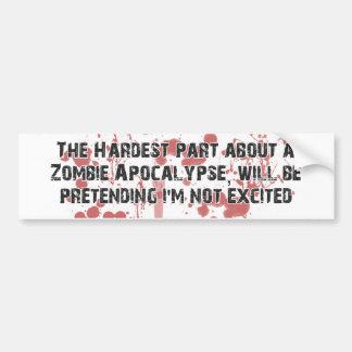 ZombieVerse Bildekal