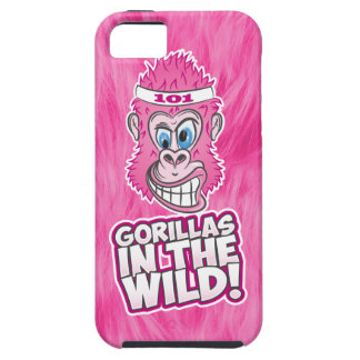 ZOMG gorillor i vilden iPhone 5 Case-Mate Cases