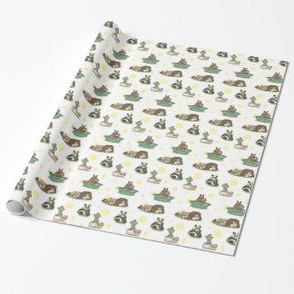 Zoodjur Presentpapper