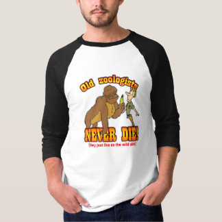 Zoologists Tee Shirts