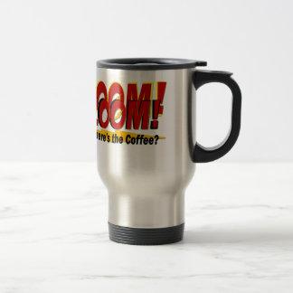 ZoomZoomZoom var är den stora smällen för kaffe Resemugg