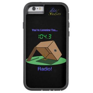 "ZS ""är det en fälla!"", Radiosände iPhonen 6/6s, Tough Xtreme iPhone 6 Skal"