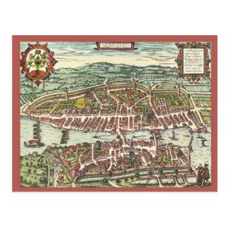 Zurich i det 16th århundradet vykort