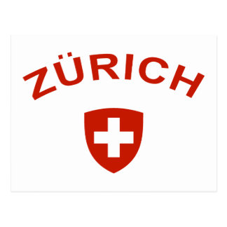 Zurich Vykort